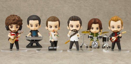 Linkin Park Set Nendoroid
