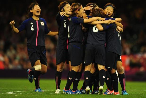 Japon-France demi finale JO