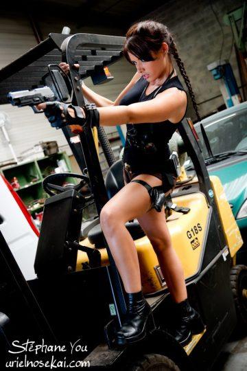 Lexi Farron Strife - Tomb Raider
