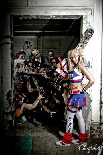 Juliet - Lolipop Chainsaw par Lexi