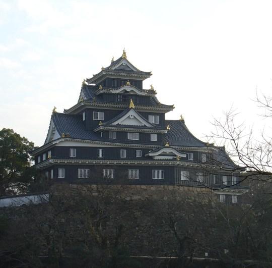 Chateau d'Okayama