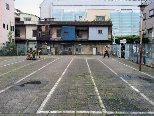 Cour intérieur par urbaning, asakusa