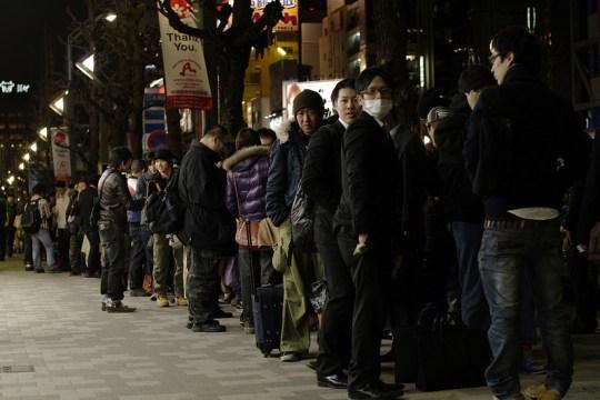 Queue organisé en attente des SDN48
