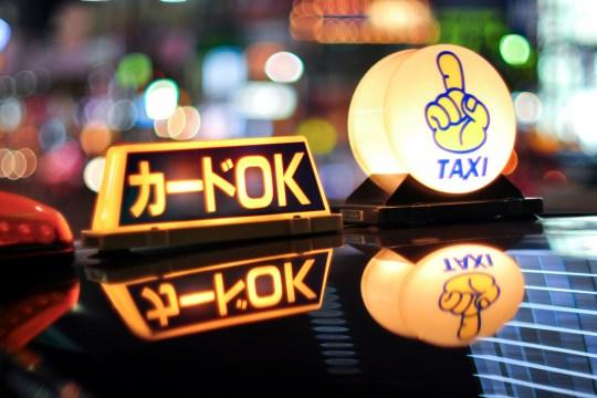 Taxi par Kirainet