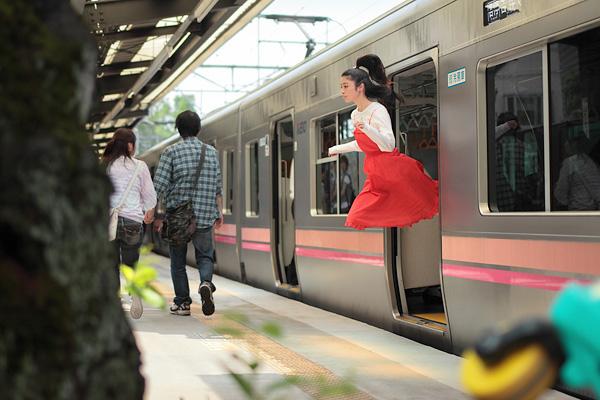 Natsumi Hayashi reddress