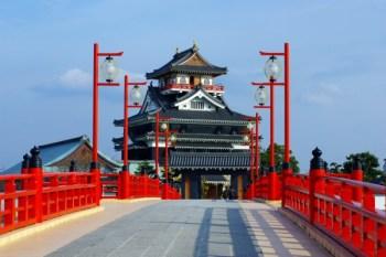Chateau de Kiyosu et pont Ote