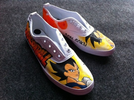 Jessman5 - chaussures dragon ball (2)