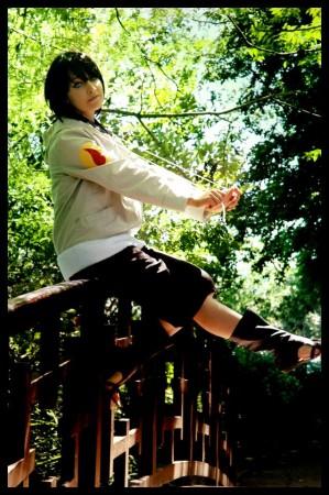 Nouna cosplay - Hinata ~ Naruto