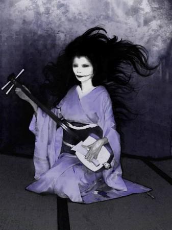 Kuchisake-onna - la femme à la bouche fendue