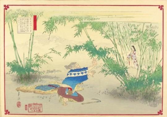 Ogata gekko - Juin