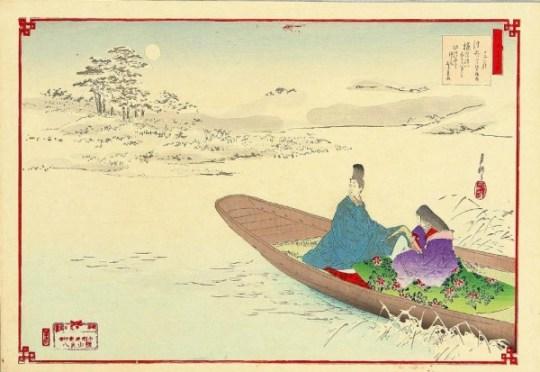 Ogata gekko - décembre