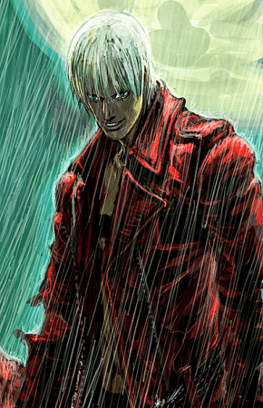 Devil May Cry 3 - Dante - Ikeno