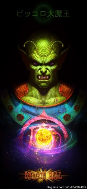 Piccolo painting