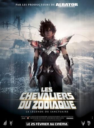 La Légende du Sanctuaire le 25 février 2015 au cinéma en France