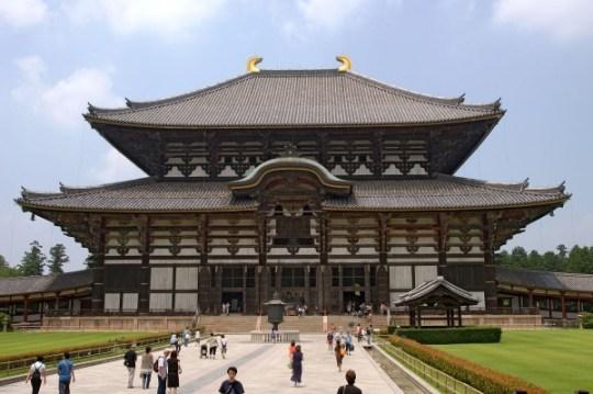Todai Ji à Nara