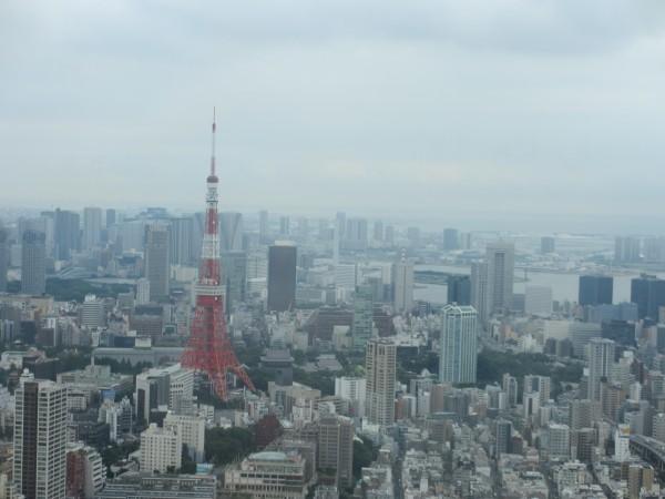 Vue de la Mori Tower (Roppongi)