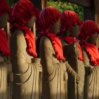 Les statuettes de Jizô