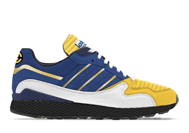 Adidas X Dragon Ball Vegeta