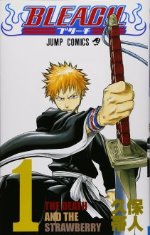 Bleach couverture - Top 20 mangas