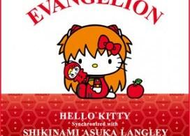 Hello Kitty x Evangelion