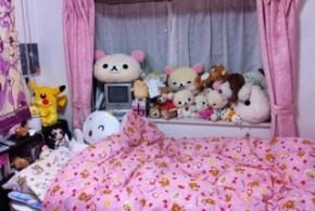 Chambre de fille Japonaise.7