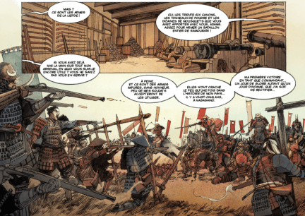 William Adams, samouraï - Kurofune - L'heure du combat approche