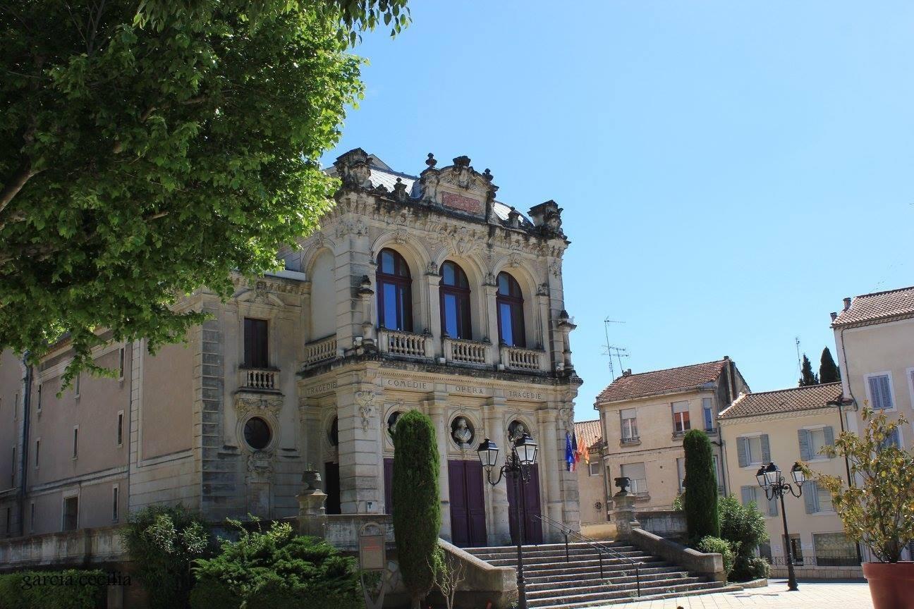 Théâtre municipal d'Orange