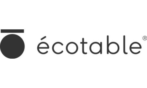 Logo écotable