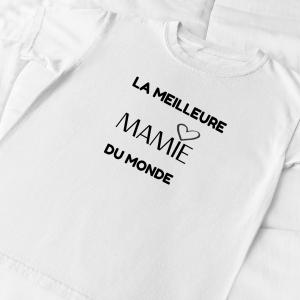 tee-shirt mamie