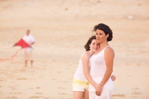 Delphine seance famille sur la plage 36