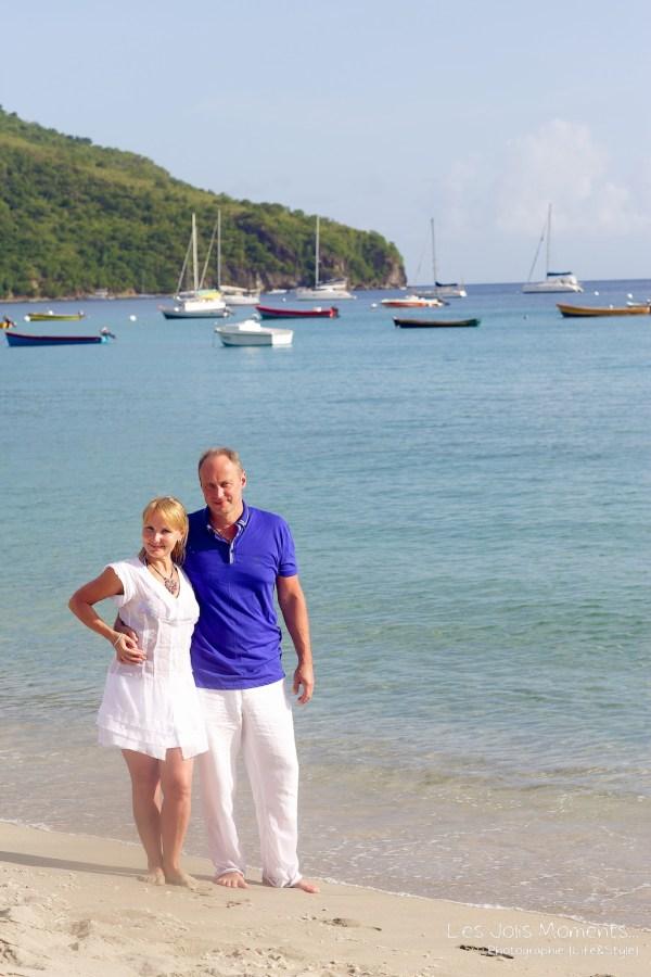 Igor & Rima touristes russes en vacances en Martinique 3