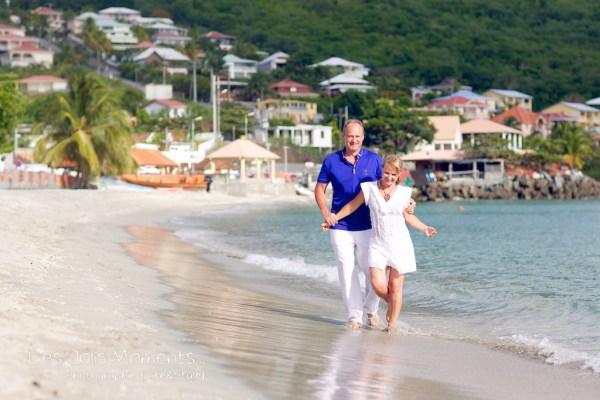 Seance photo touristes russes en Martinique 12