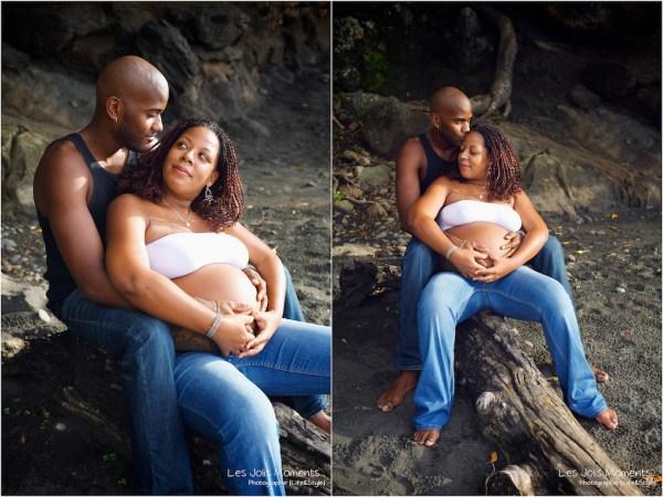 Photographe grossesse Anse Noire Martinique 3 (1)