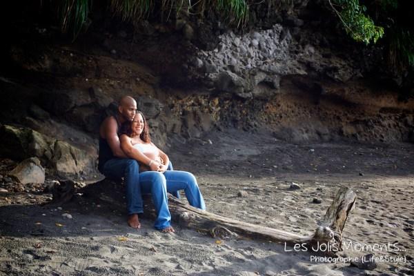 Photographe grossesse Martinique