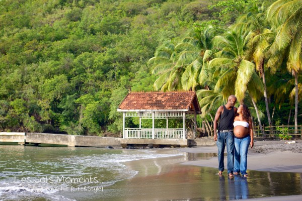 Photos grossesse Martinique enceinte de 7 mois 1