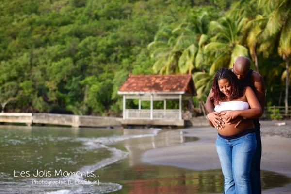 Photos grossesse Martinique enceinte de 7 mois 3