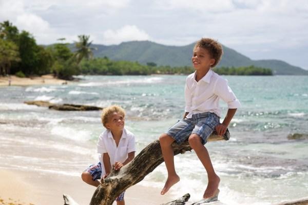 Seance famille plage Sainte Luce 24