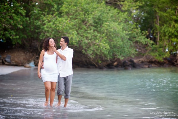 Seance grossesse Martinique 24