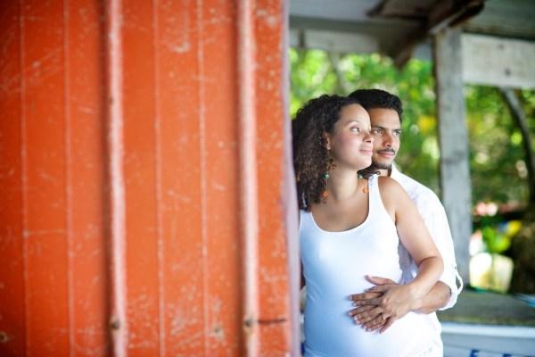 seance grossesse Martinique 30