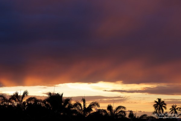 coucher de soleil Anse Mitan (2)