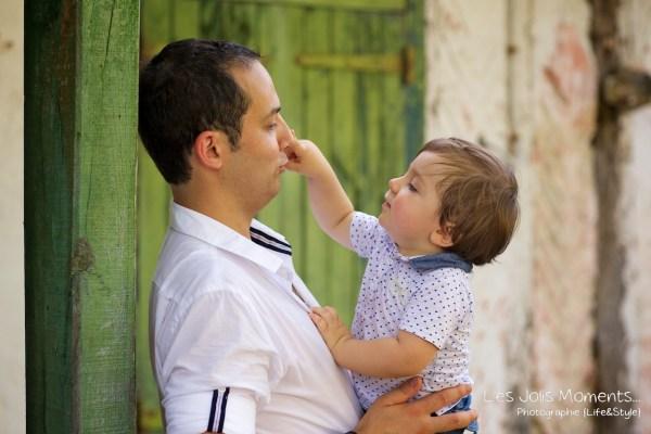 Seance photo famille dans les Landes 14