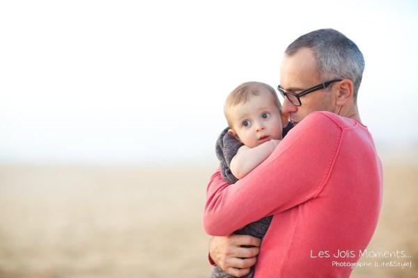 Seance en famille avec bebe dans les Landes 76