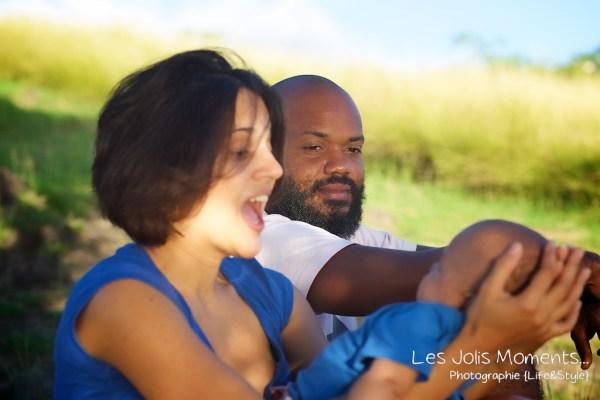 Seances photo en famille en Martinique Bellefontaine 2