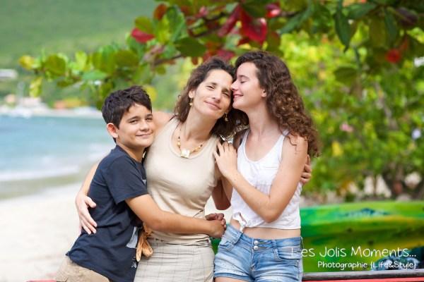 Seances photo en famille en Martinique Grande Anse 8
