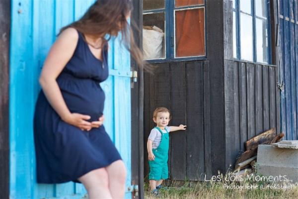 Seance grossesse en famille Bassin Arcachon 19