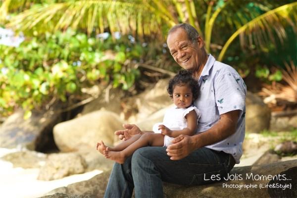Photo de famille a Sainte Luce 5
