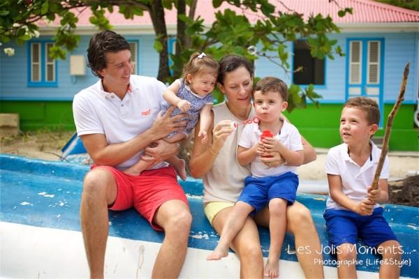 Seance Famille a Grande Anse 13