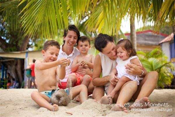 Seance Famille a Grande Anse 23