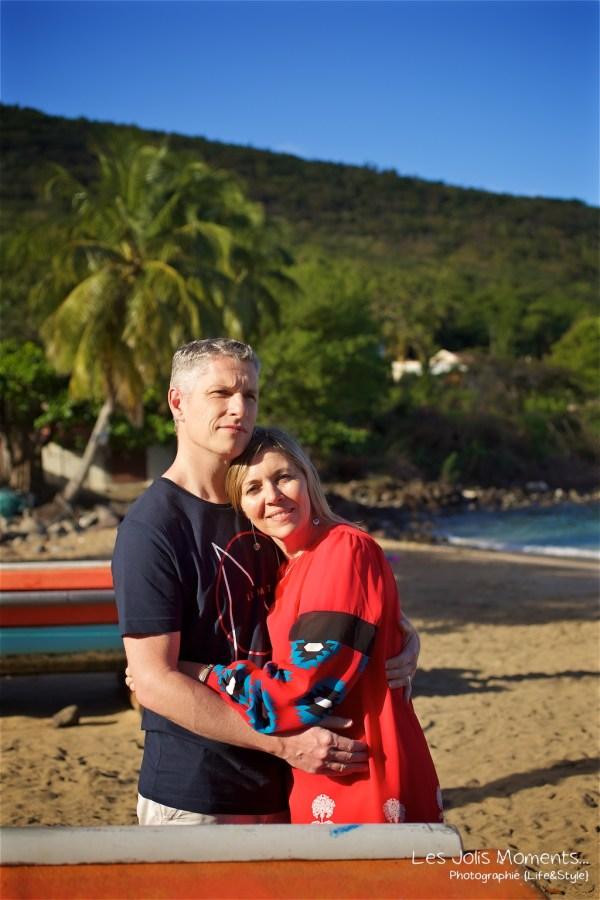 Seance anniversaire de mariage a Anse Dufour 3