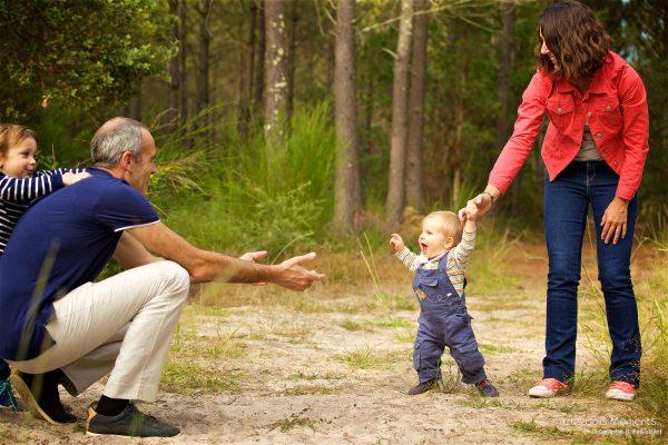 Seance en famille a Moliets 4